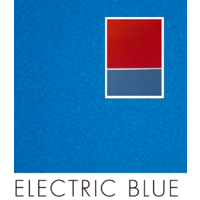 SAMPLE; BLUE (Electric Blue Blu09) 10x10cm VERTIFACE/Quietspace Acoustic Fabric