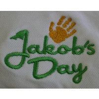Embroidery Service; Standard GRAPHIC; Applied to one location per Item