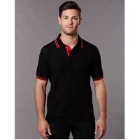 AIW PS65 Polo Shirt Cotton Blended Pique; 60% Cotton 40% Polyester