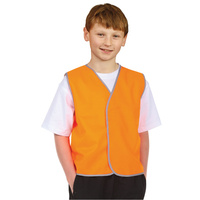 AIW SW02K; Kids / Childs High Visibility Safety Vest 100% Polyester