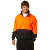 AIW SW13A; High Visibility Fleece Sweat 20% Cotton 80% Polyester