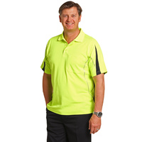 AIW SW25A; Safety Polo Shirt 60% Cotton 40% Polyester