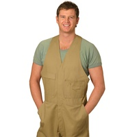 AIW WA02; STOUT Overall; 100% Cotton Drill