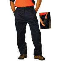 5 of  AIW WP03; REGULAR Cargo Pants 100% Cotton Drill w Knee pocket