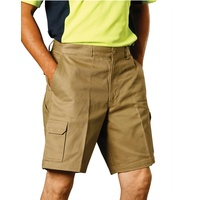 5 of  AIW WP06; REGULAR Cargo Shorts 100% HEAVY Cotton Drill