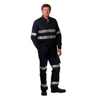 5 of  AIW WP08HV; STOUT Drill Pants 100% Cotton Drill w 3M Tapes