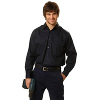 AIW WT02; Work Shirt 100% Cotton Twill