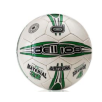 PD003 ; Dellios ASTRUM Soccer Ball, Size 4, 32 hexagonal panels, U13yrs; Green/Black