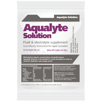 PH030 ; 5x Aqualyte hydration 800g sachets BERRY flavour