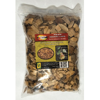 SF314 Smoking Grilling Chips 1kg PEAR flavoured; Beautifully light sweet smoke flavour, use with smoker box