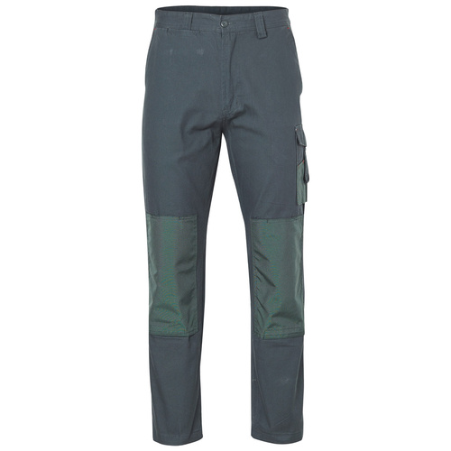 5 of  WP09 Sz 102R; REGULAR Pants 100% CORDURA Fine Cotton w Knee pocket; Bottle Green