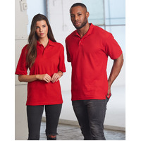 PS11 TRADITIONAL Polyester Cotton Unisex Polo Shirt