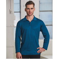 PS35 VICTORY PLUS Cotton Polyester Mens Polo Shirt
