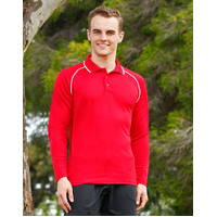 5 of  PS43 CHAMPION PLUS Polyester Mens Polo Shirt
